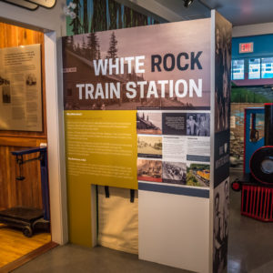 White Rock Train Station
