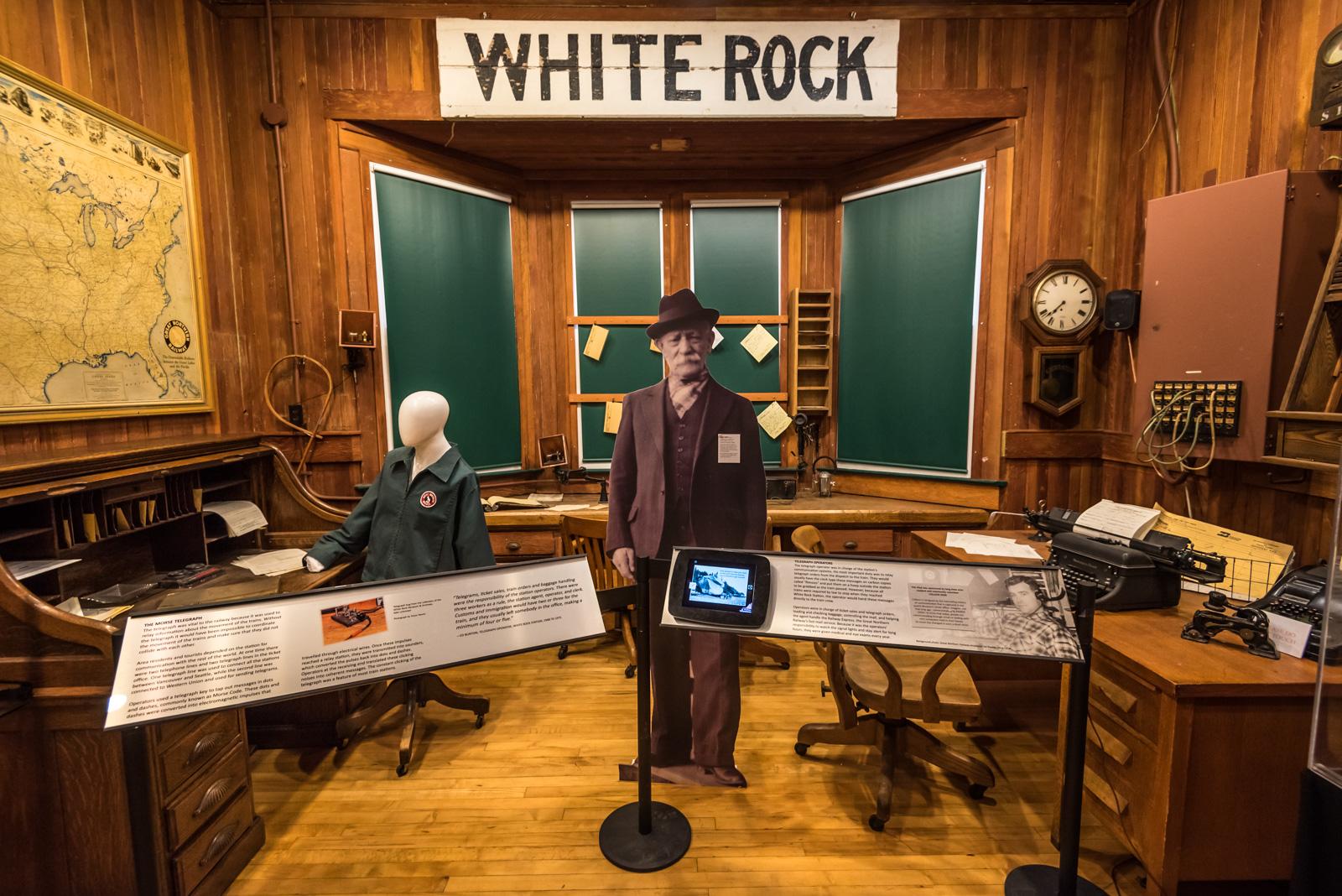 White Rock Museum