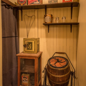 Pantry of the past