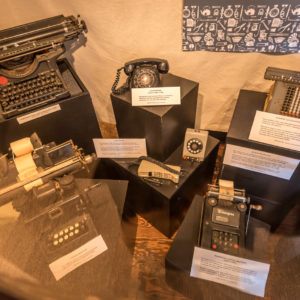Assortment of communication devices