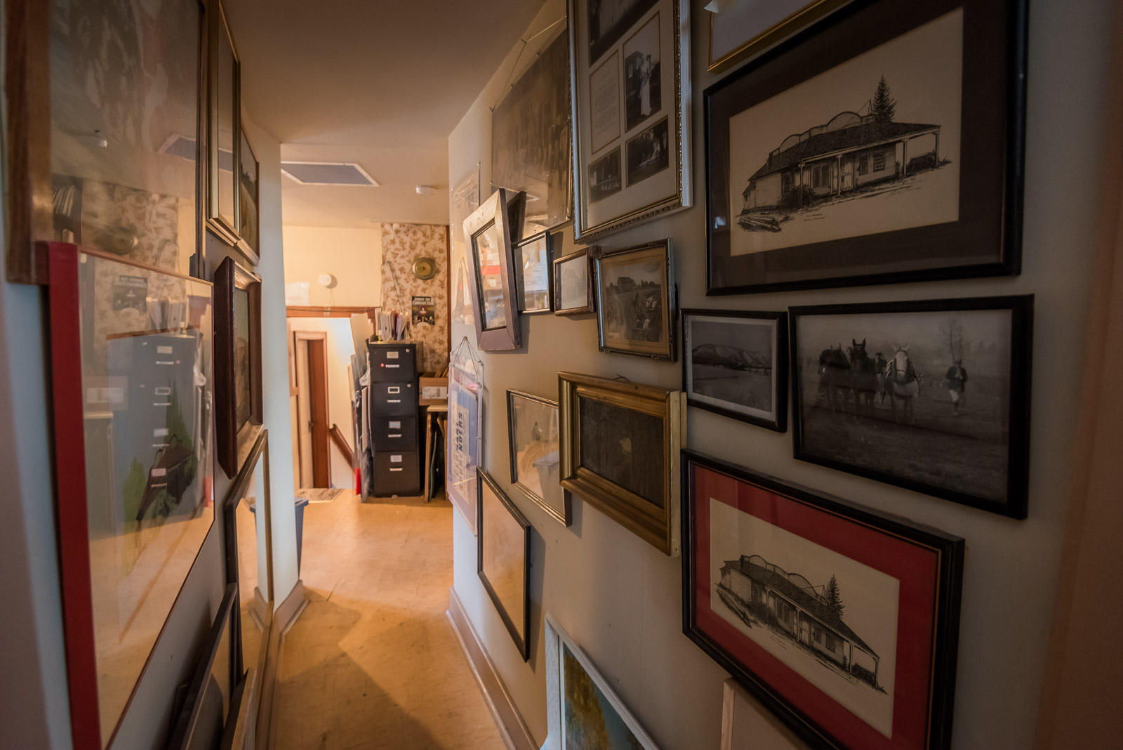 Pitt Meadows Museum archives