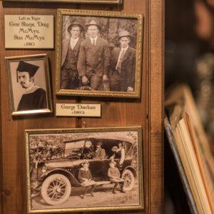 Portraits of Pitt Meadows' families
