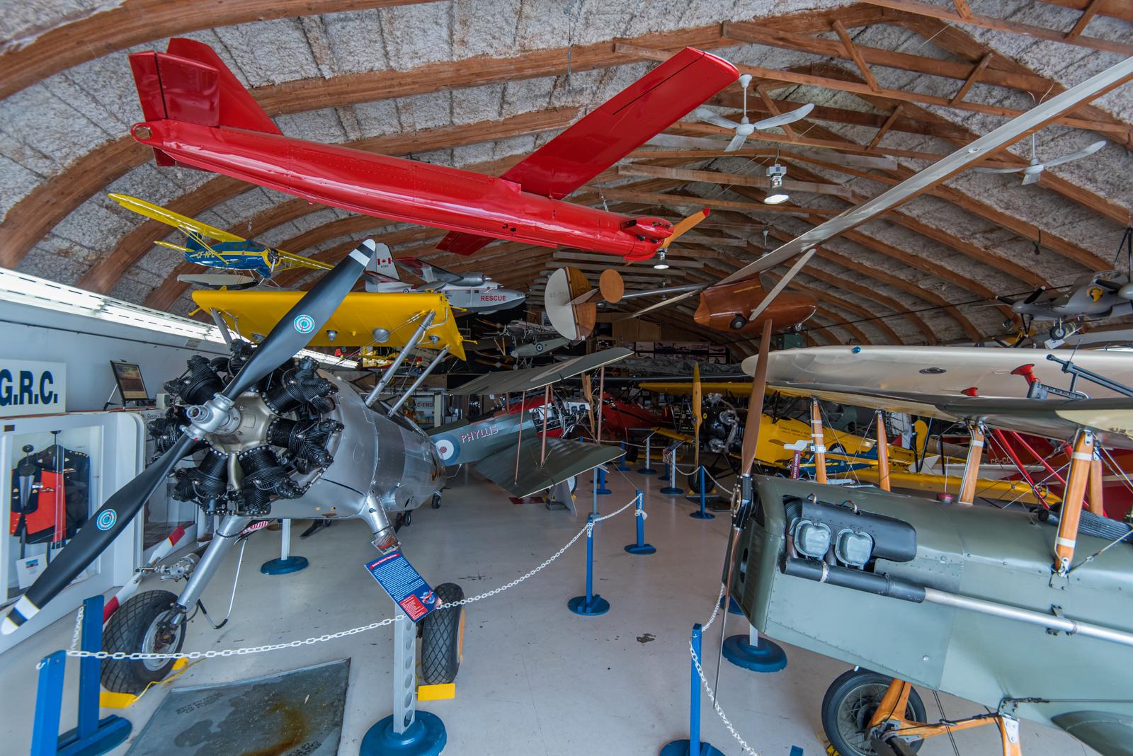Canadian Museum of Flight